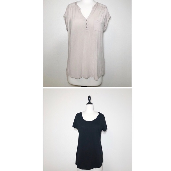 a1f5a51fd256a H&M Tops   Bundle Hm And Motherhood Tshirts   Poshmark